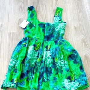 ASOS DRESS FLORAL PRINT